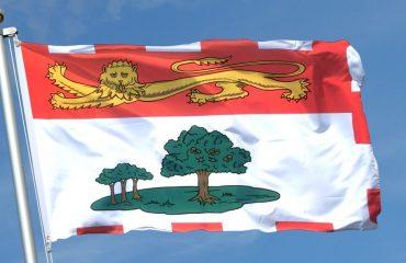 Prince Edward Island flag - Cannabis Business Today