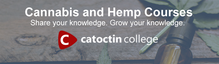 Cannabis and Hemp Courses - Catoctin College